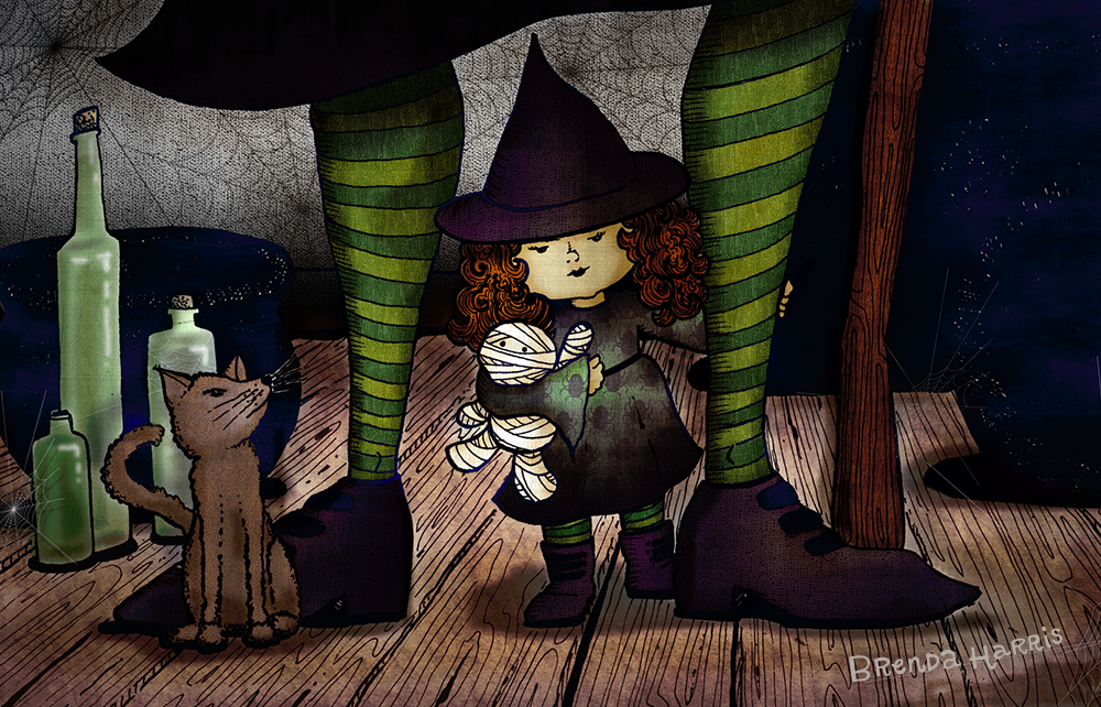 WitchBaby